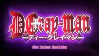 Repeat youtube video [ERR] D. Gray-Man Opening 1 HD 10 bit