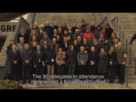 Time for a New State - First NSK Citizens' Congress, Berlin