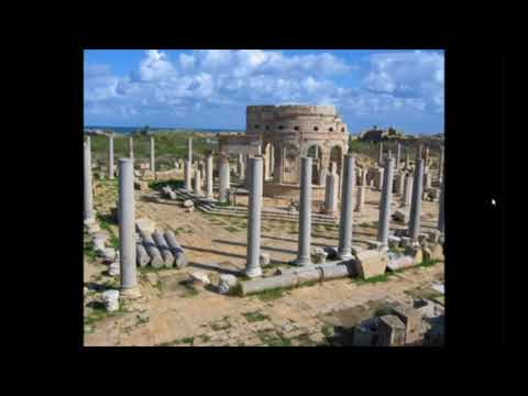 Leptis Magna: A Roman City in North Africa