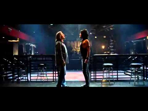 Rock of Ages - Russell Brand and Alec Baldwin song - I Can't Fight This Feeling Anymore HD