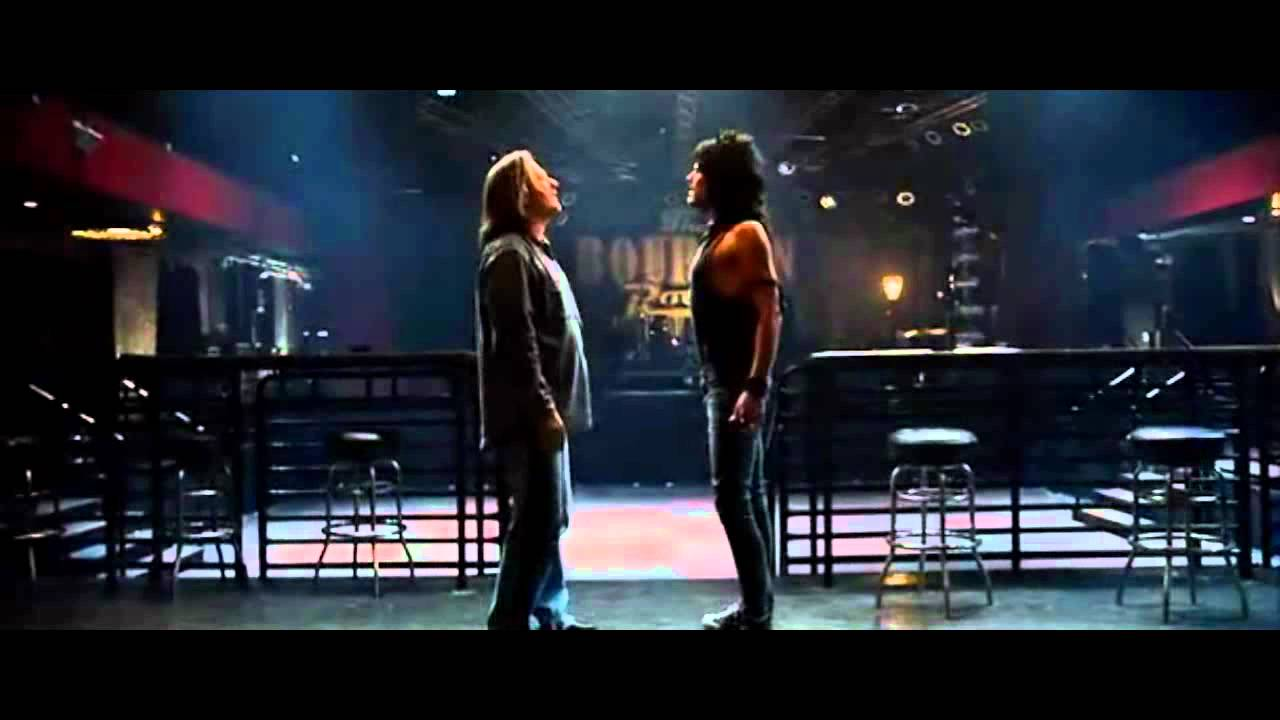 rock of ages - russell brand and alec baldwin song - i can't fight