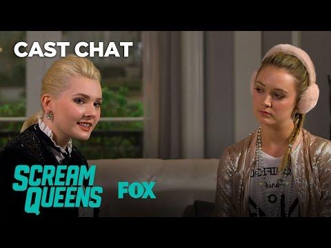 Between 2 Queens: Abbie & Billie | Season 1 | SCREAM QUEENS