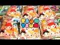 ouverture de 6 boosters disney tsum tsum princesse serie 3 chance secrete