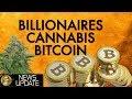 Bitcoin Billionaires Play Safe, Canada Cannabis, Spain BTC Coffee, Vechain, PIVX, QTUM - Crypto News