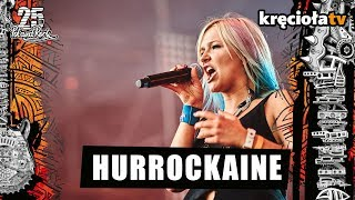 "Hurrockaine - ""Heartbreaker"" #polandrock2019"
