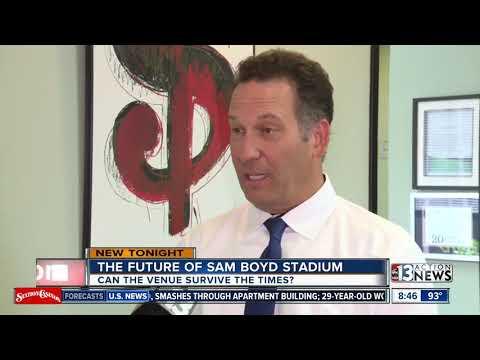 The future for Sam Boyd Stadium