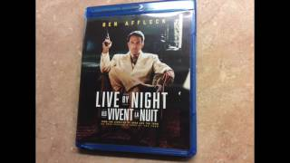 Critique Live by Night (Ils vivent la nuit) en format Blu-ray