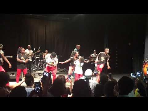 Eddy Kenzo & Ghetto kids of Uganda performing in Ottawa, Canada thumbnail