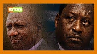 Raila holds series of meetings ahead of tomorrow's BBI meeting
