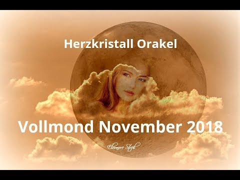 Vollmond 23.November 2018 - ICH & DU