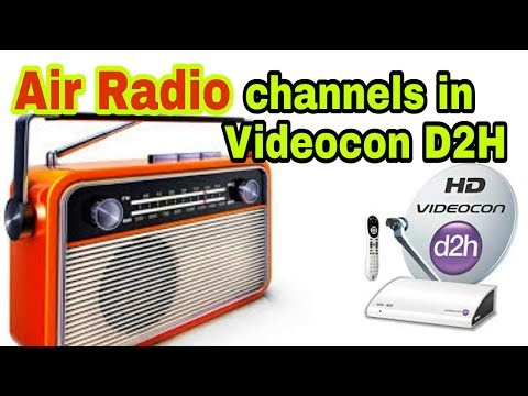 Active service in D2H: Video and Air Radio Channel's Feb2018