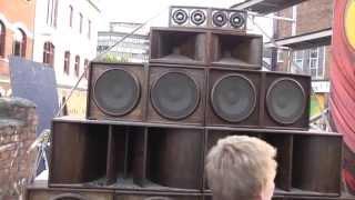 Dubkasm - Lionunit Soundsystem - Bristol Carnival 2013