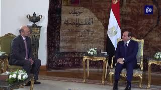 الرئيس المصري ورئيس الوزراء يستعرضان آخر مستجدات الأوضاع في المنطقة - (3-7-2019)