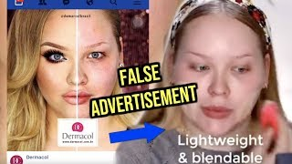 NIKKIE TUTORIALS USED IN FALSE ADVERTISEMENT?!