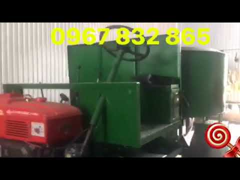 9 bao 1 cầu, (1,5 khối bê tông) máy trộn bê tông 9 bao xi măng 1 cầu (0967 832 865) - YouTube