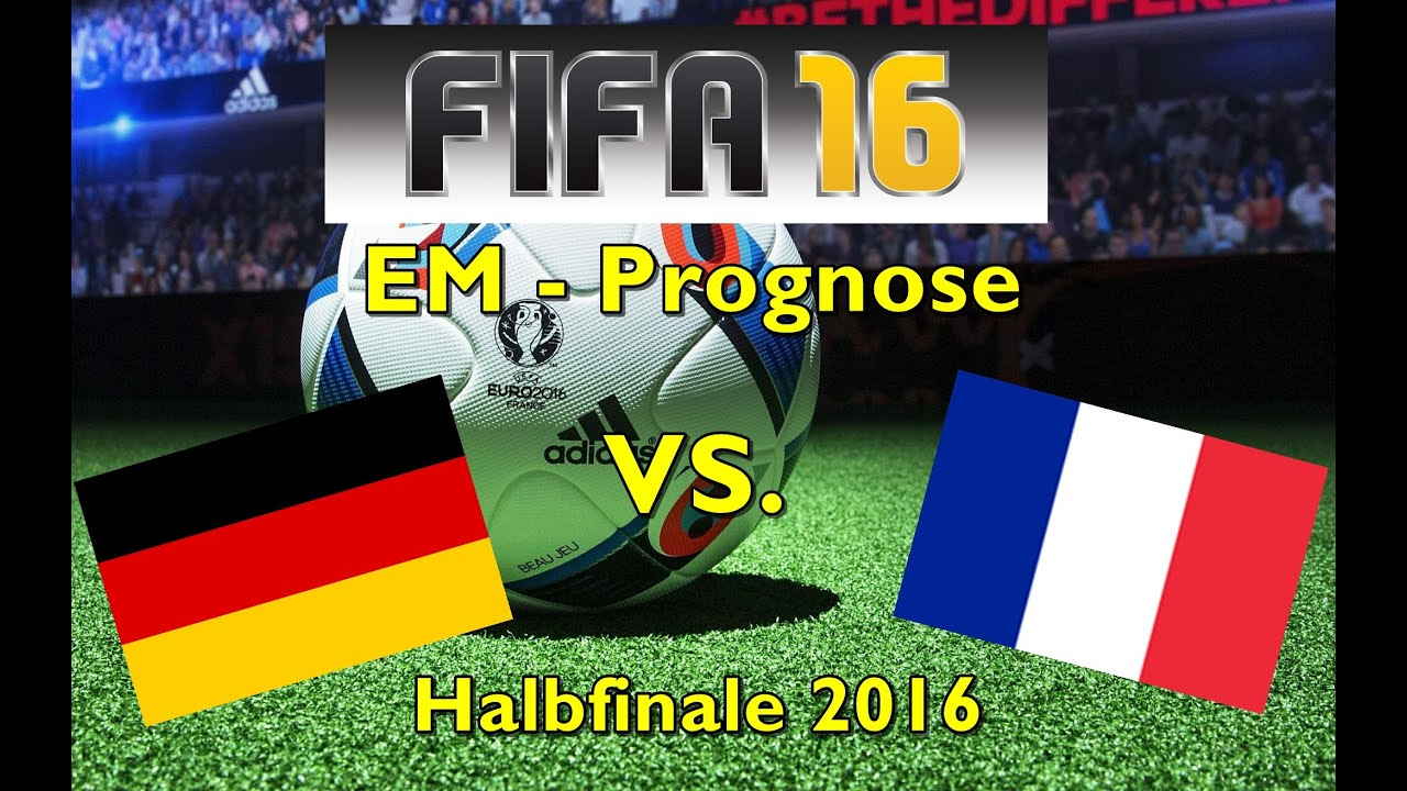 Frankreich Deutschland Prognose