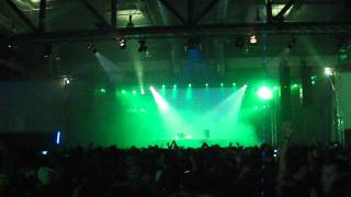 Fritz Kalkbrenner - Kings In Exile @ Sea Of Love @ Night (16.07.2011)