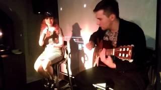 L'ONE feat. ВАРВАРА ВИЗБОР - ЯКУТЯНОЧКА МОЯ) кавер на гитаре