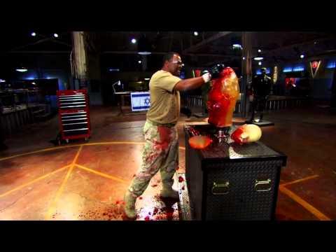 Deadliest Warrior: Navy Seal Stabbing