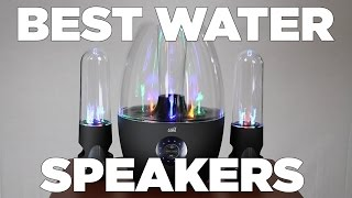 BEST Water Speakers | SoundSoul Fountain Theater | Review HD