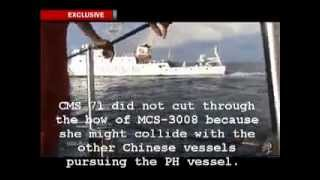 Exclusive! Philippine Coast Guard Bullied by China