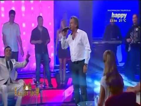 Halid Muslimović - Znam za sve sam kriv - Idi, moram da ti kažem - (LIVE) - (Happy TV 2014)