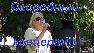 Огородный концерт))