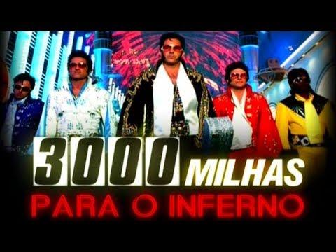 3000 Milhas Para O Inferno 2001 HD Versão Estendida