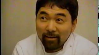 フレンチシェフが通うお寿司屋さん