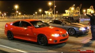 LS2 GTO Vs Termi Swapped Cobra