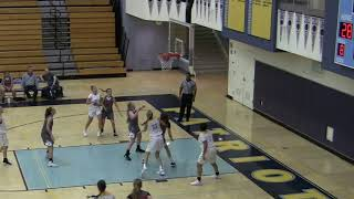 Heritage High School: Girls  Varsity Basketball 11-21-17