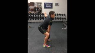 Single Arm DB Snatch