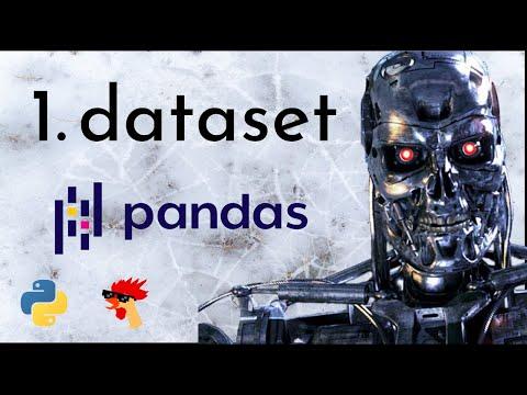 Pandas e fantascienza - 1 - L'internet movie database