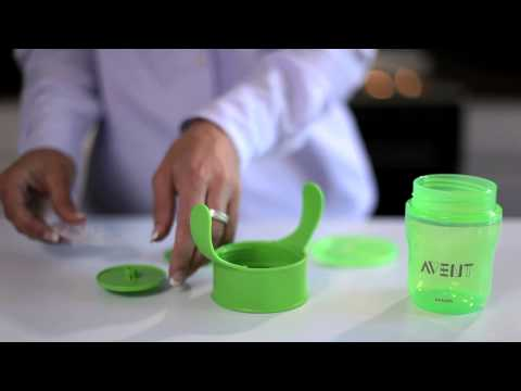 Philips AVENT Grown-Up Cup - demo