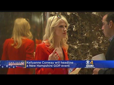 Kellyanne Conway To Headline New Hampshire GOP Event