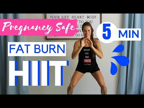 5 Top Exercises While Pregnant