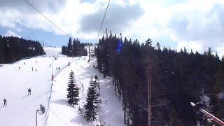 Ilgaz Dağı Kayak Tesisleri (Ilgaz Ski Resort, Turkey)