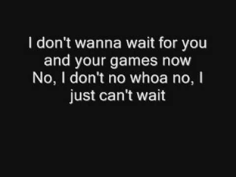 SOJA - I Don't Wanna Wait With Lyrics
