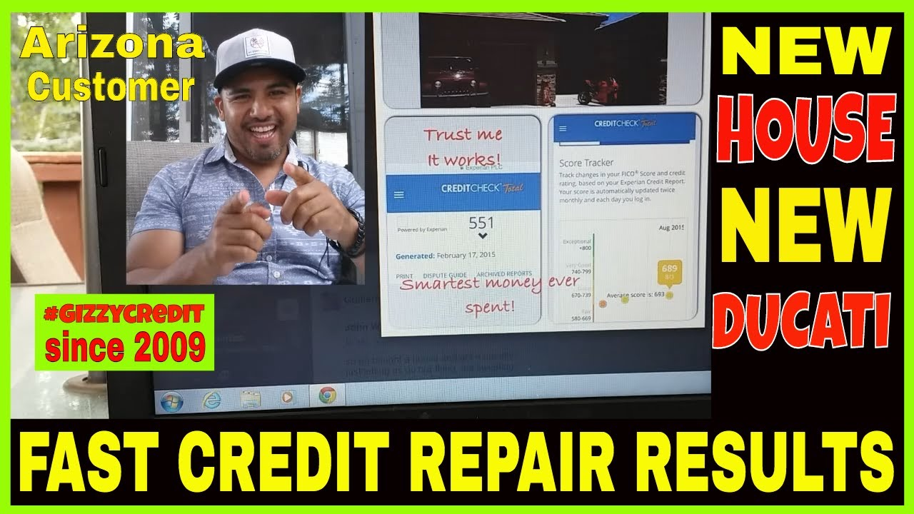 how to rebuild credit to buy a house