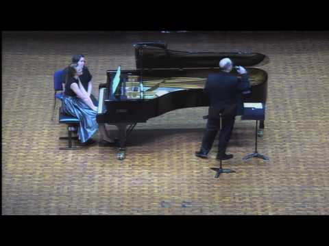 Suderburg Chamber Music VII: Ceremonies for Trumpet and Piano