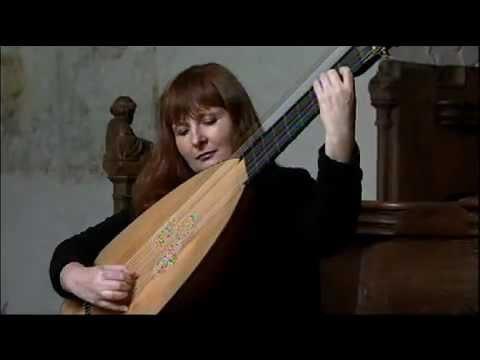 Christina Pluhar: Toccata L'Arpeggiata - Girolamo Kapsberger