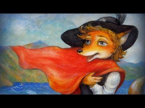 Волшебный Фонарь - Кораблик с алыми парусами - сказки для детей