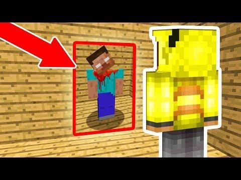 SAKIN BU AYNAYA BAKMA! - Minecraft