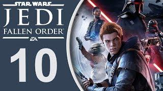 Star Wars Jedi: Fallen Order playthrough pt10 - Second Sister Showdown!/The Next Temple