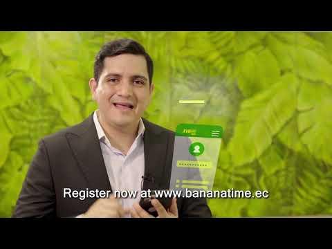 CONVENCION INTERNACIONAL DEL BANANO 2020 AEBE ECUADOR