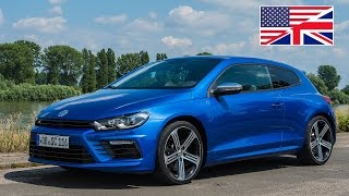 2014 Volkswagen VW Scirocco R Facelift Start Up, Exhaust, Test Drive, and In-Depth Car...