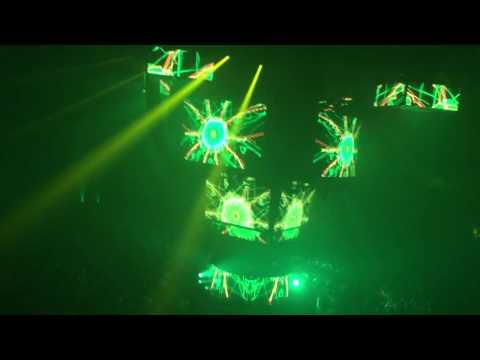 Bassnectar - NYE 360 2016/17 - Colorstorm Ball Drop + Shampion Chip + Unreleased Bassnectar x GJONES