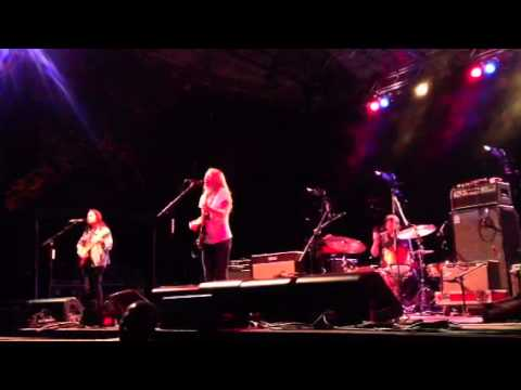 Lissie Live in Central Park, NYC