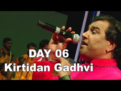 Kirtidan Gadhvi Navratri 2017   PP Savani Group   DAY 06   Garden city  