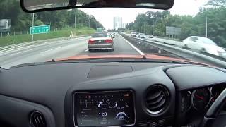 GTR R35 Day Ride Kota Damansara Toll